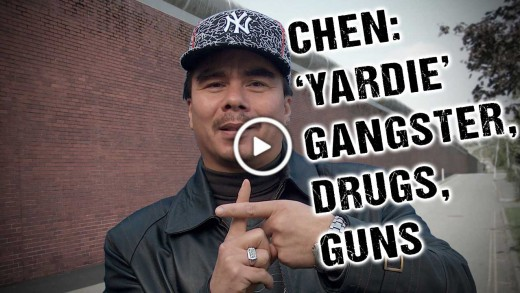 Chen: 'Yardie' gangster, drugs & guns