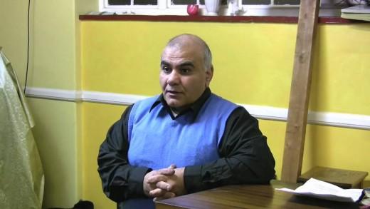Jean Louis Kassis: Abuse, militia & machine guns, Islam, torture, prison