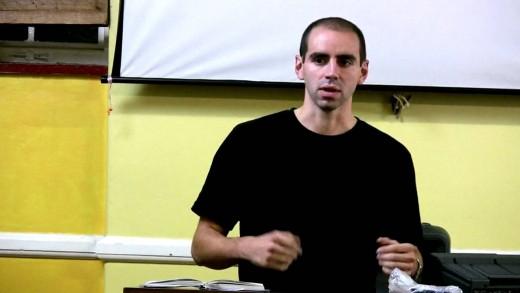 James: Rejecting school & choosing drugs, fighting, prison