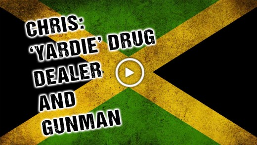 Chris: 'Yardie' drug dealer & gunman