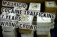 Mauricio Cristo: cocaine trafficking, 7 years, the wrong crowd…