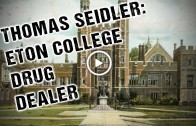 Thomas Seidler: Ex-Eton College drug dealer